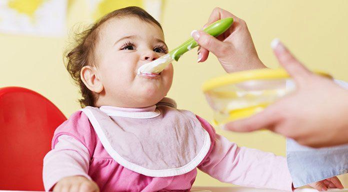 Poszerzamy jadłospis niemowlaka