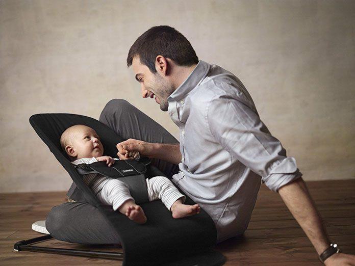 Wybieramy leżaczek dla niemowląt