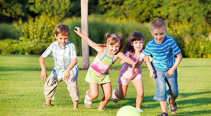 Sport dla malucha zaprawą przed szkołą