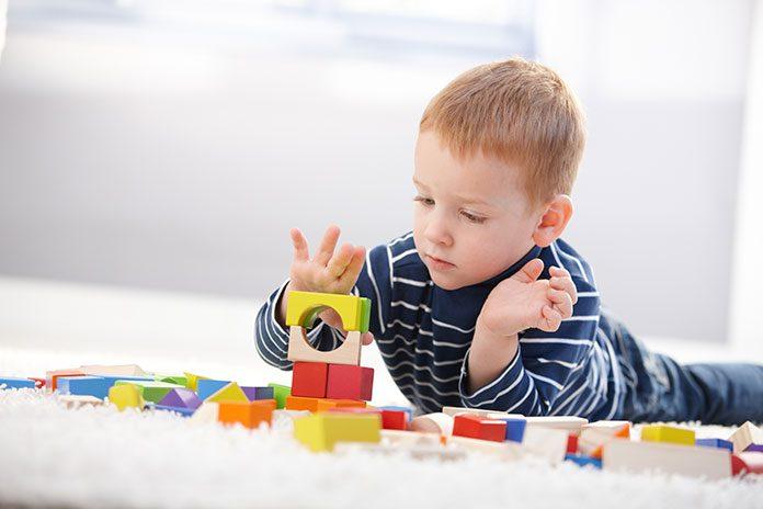 Kreatywne zabawki dla malucha