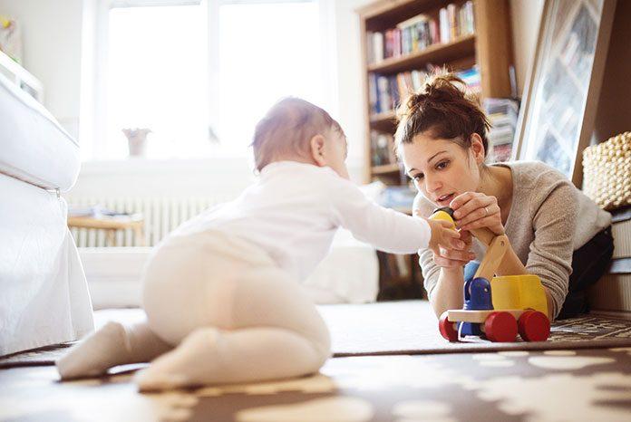 Jak stymulować rozwój dziecka od pierwszych tygodni?