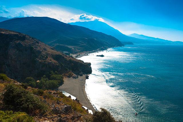 Kreta z dzieckiem idealnym miejscem na wymarzone wakacje