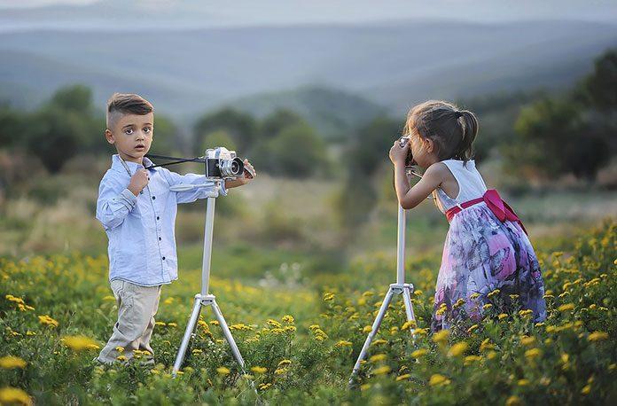 Sekret fotografii dziecięcej, czyli jak robić zdjęcia kilkulatkom