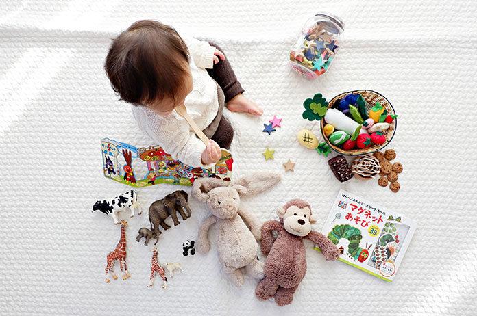 Jakie zabawy rozwijają wyobraźnie i kreatywność dziecka?