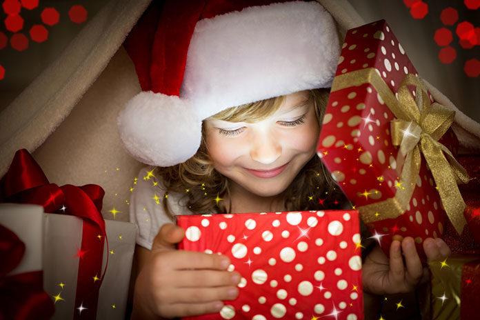 Trafione prezenty dla całej rodziny