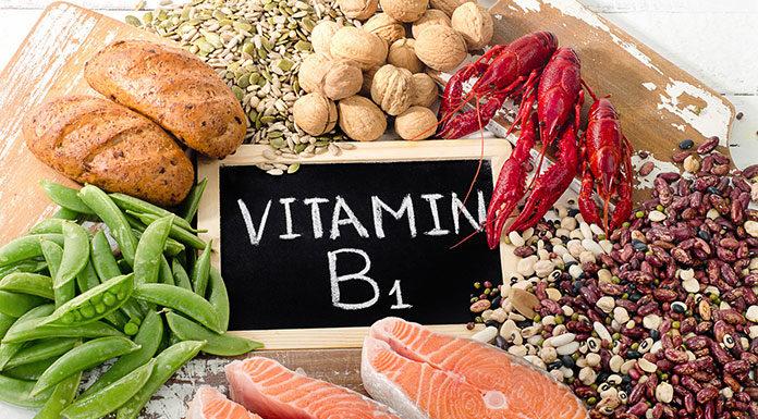 Gdzie najwięcej witaminy B1?