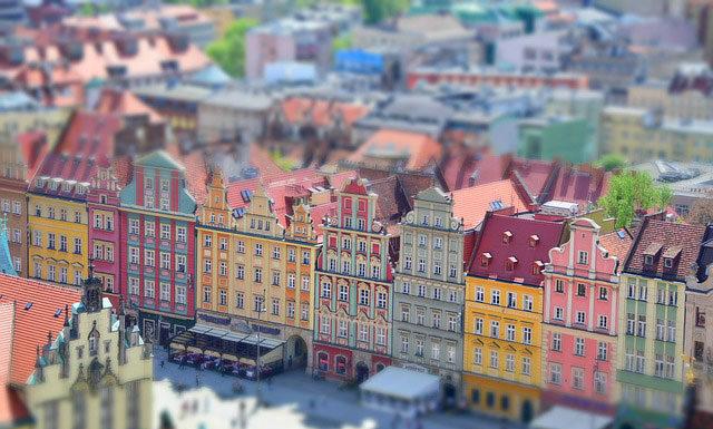 Odwiedzamy Wrocław z dzieckiem