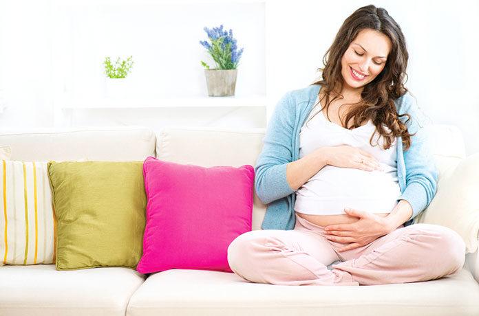 W czym spać w ciąży?