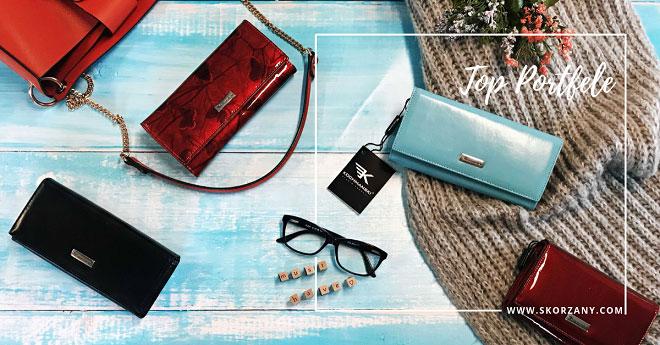 Idealny portfel damski na lato