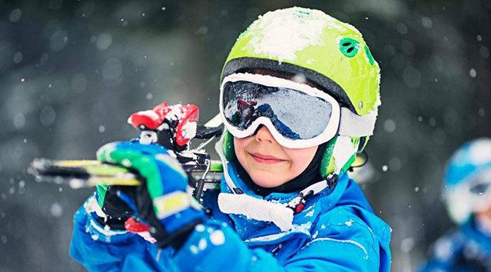 Zimowe wyjazdy z dziećmi