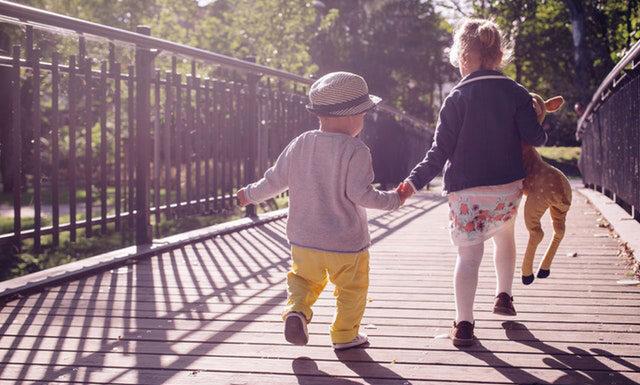 Jak ubierać małe dzieci