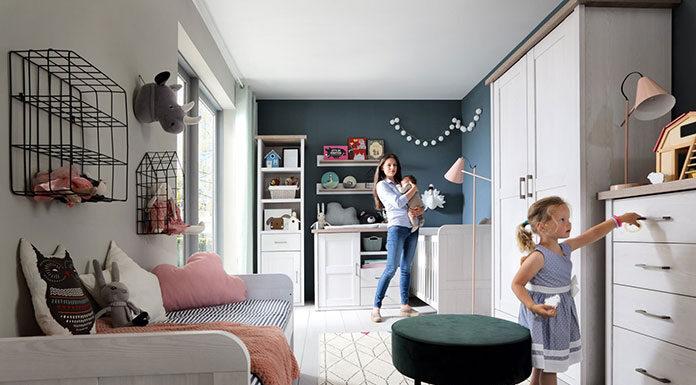 Oświetlenie pokoju dziecka