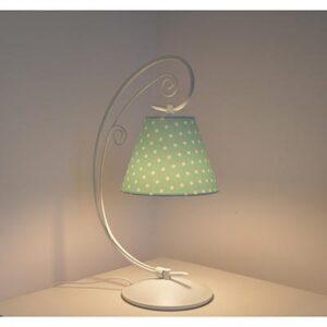 Lampka nocna w pokoju dziecka