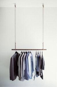 Rodzaje wieszaków na ubrania