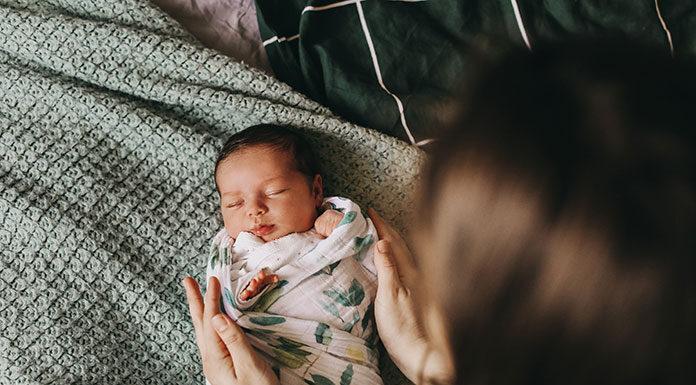 Pierwsze pieluszki dla noworodka